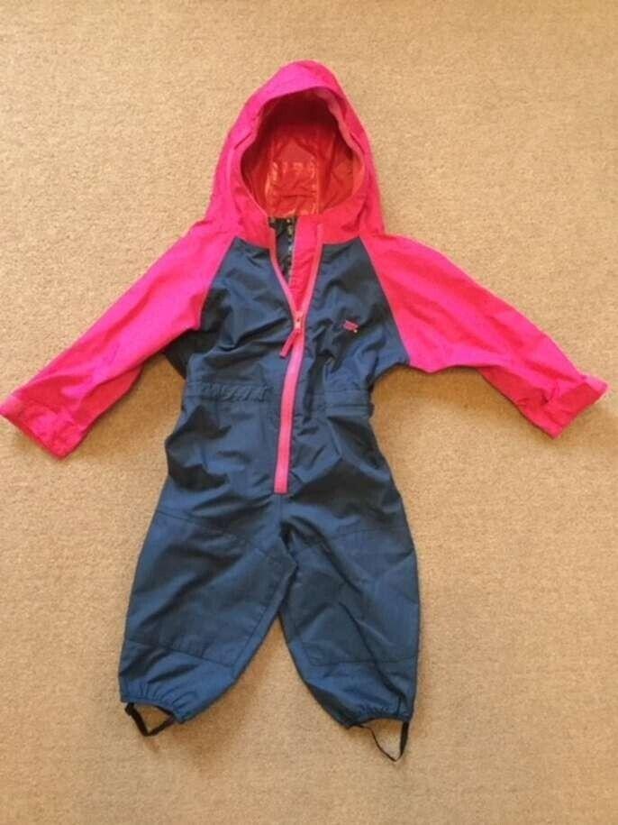 971a74b2c52 Togz Waterproof Rain suit  18-24 months - £10
