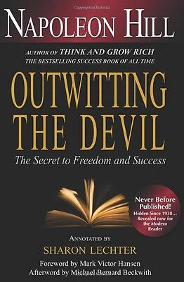 Outwitting the Devil by Napoleon Hill (Paperback): The Secret to Freedom and Suc on Rummage