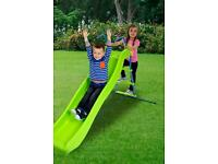 6ft wavy slide body and handlebars only for attaching to climbing frames or platforms