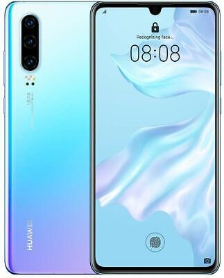 Huawei P30 128 GB 6.1 Inch OLED Display Smartphone 6GB RAM Sim-Free