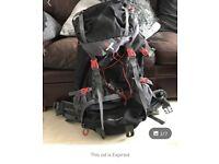 OEX Vallo 70+10 rucksack