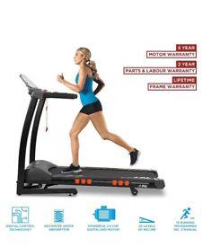 JJL S300 Digital Folding Treadmill Running Machine 2017 New Generation