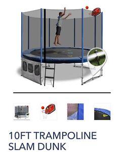 10 Foot Trampoline Mat 60 Spring