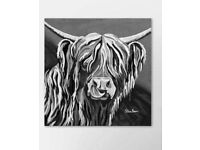 """""""Heather McCoo"""" canvas by Steven Brown"""