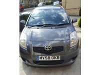 Toyota Yaris 1.3 petrol 58 in very good condition