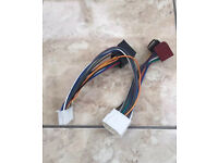 Nissan note parrot handsfree sot lead adapter