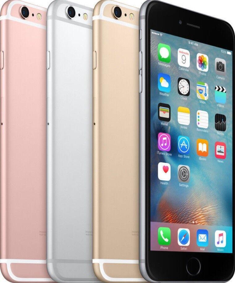 Apple iPhone 6s+ PLUS 16GB 64GB 128GB GSM