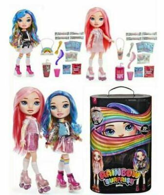 Poopsie Rainbow Surprise Doll Rainbow Dream or Pixie Rose New Sealed 20+ Slime