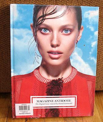 NEW Sealed Magazine Antidote International Fashion Daniel Sannwald Spring 2015