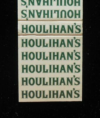 1980s? Houlihan's The Court at King of Prussia Mall King of Prussia PA Matchbook