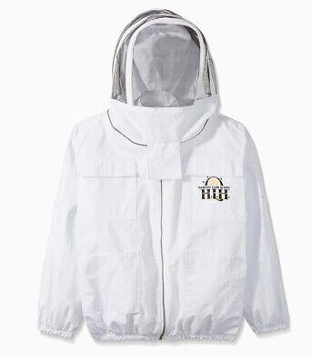 Harvest Lane Honey Beekeeper Jacket X-large With Protective Hood Brand New