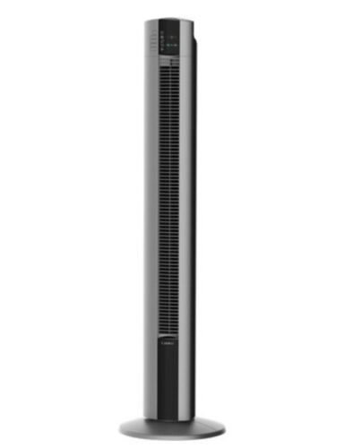 XtraAir 48″ Tower Fan with Remote Control – Silver Heating, Cooling & Air