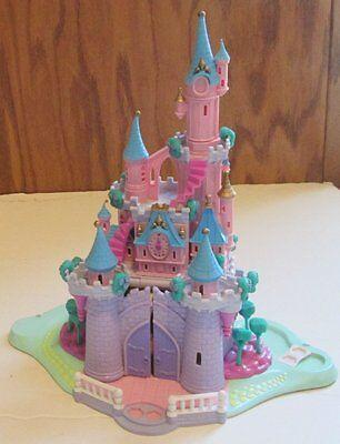 Vintage 1995 Bluebird POLLY POCKET Disney CINDERELLA Enchanted CASTLE