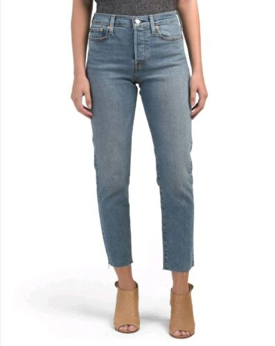 Levi's Wedgie Icon Jean Twisted Fate Women's Size 26