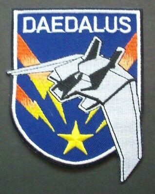 Stargate Atlantis Daedalus Uniform Embroidered Patch -new