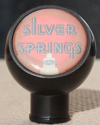 Silver Springs RARE Art Deco Ball Knob / Tap Handle Vancouver, WA