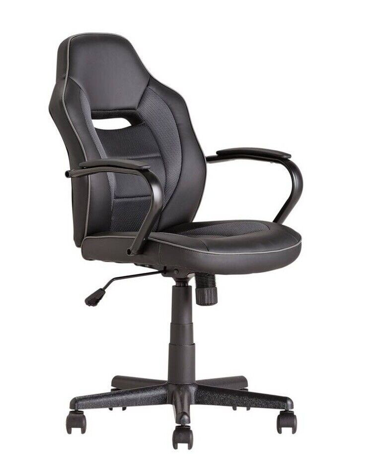 Swell Almost New Argos Home Mid Back Office Gaming Chair Black Mrp65 In West End Glasgow Gumtree Andrewgaddart Wooden Chair Designs For Living Room Andrewgaddartcom