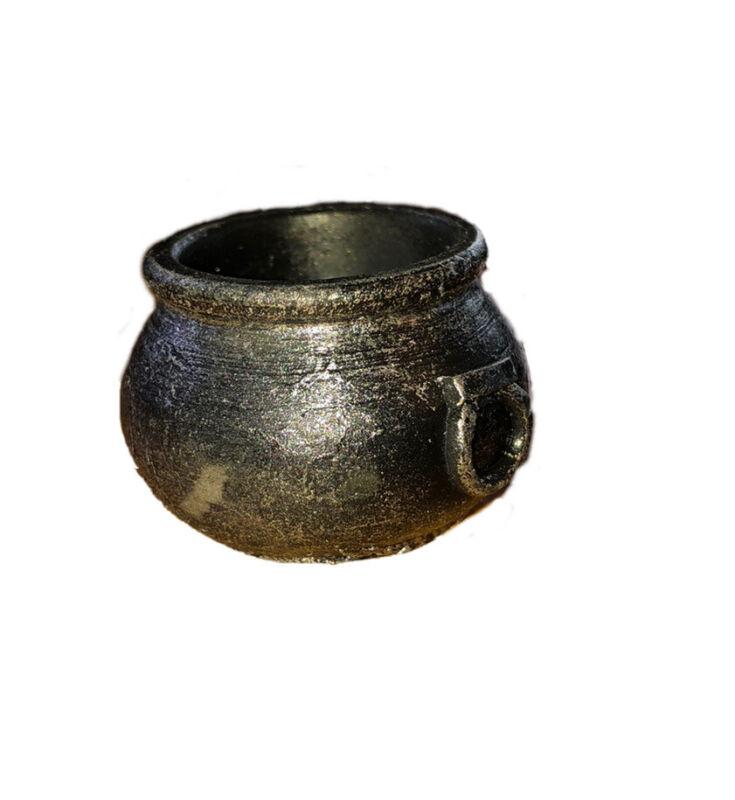 tim holtz idea-ology halloween Tiny Cauldrons (pack Of 2)