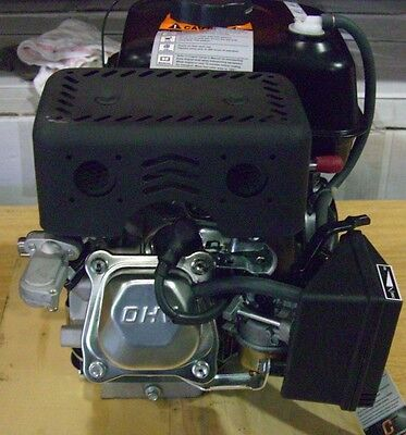 Gasoline Engine LCT 208 7hp 3/4