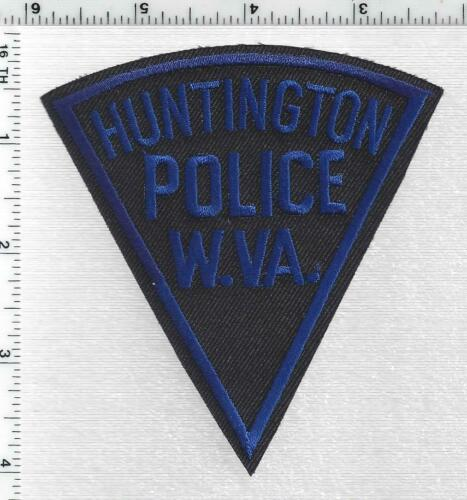 Huntington Police (West Virginia) 3rd Issue Shoulder Patch