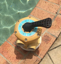 Monarch sand pool filter valve assembly Rossmore Liverpool Area Preview