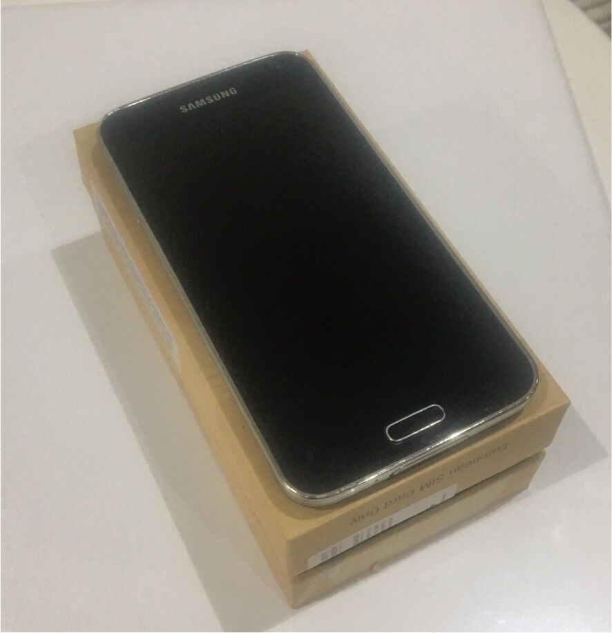 Samsung Galaxy S5 Electric Blue - Unlocked