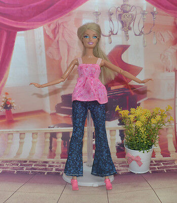 high quality handmade nice clothes dress for Barbie Doll tao-6 on Rummage