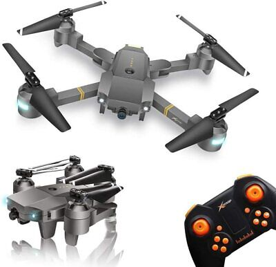 Drone with FPV Camera Remote Control Helicopter with 720P HD Camera Ages 14+