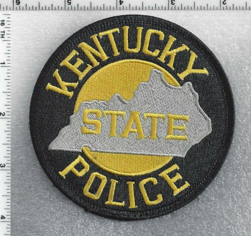 State Police (Kentucky) 5th Issue Shoulder Patch