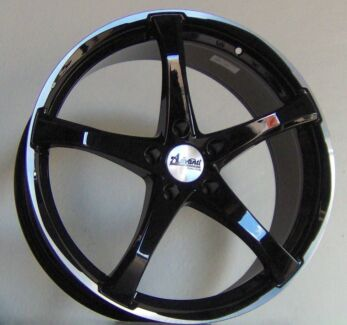 "19"" Advanti Nova Alloy Wheels to suit most 5 stud Medium cars Toowoomba 4350 Toowoomba City Preview"