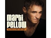 Marti Pellow, Royal Albert Hall, 2 tickets in private box