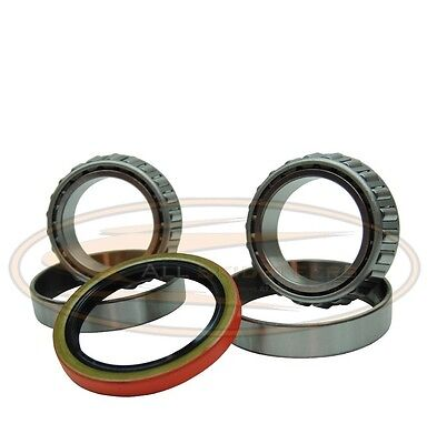 Bobcat Axle Bearing And Seal Kit 743 751 753 763 Skid Steer Race Front Rear