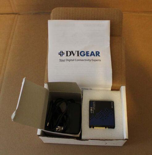 NEW DVIGEAR DVI-7171b DVI Single Link Active Cable Extender