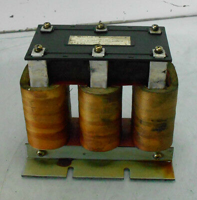 Ge Fanuc Line Reactor Transformer A81l-0001-0124-03 Used Warranty