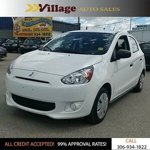 2015 Mitsubishi Mirage ES Very Low Kilometers, Bluetooth, Han...