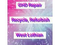 Ghd repair recycle refurbish west lothian
