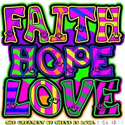 WOMEN'S SWEATSHIRT OR HOODIE SM - 3XL LOVE PEACE NEW PLUS SI