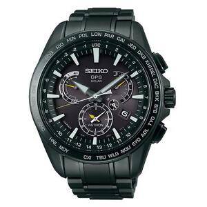 AUTHORIZED DEALER BRAND NEW IN BOX Seiko Astron GPS Solar Dual Time MADE IN JAPAN SSE079   ( 3 ) YEAR WARRANTY