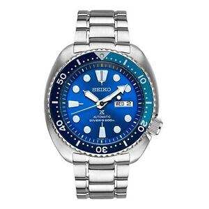 AUTHORIZED DEALER BRAND NEW IN BOX  Seiko Prospex Turtle SRPB11 Blue Lagoon LIMITED EDITION ( 3 ) YEAR WARRANTY