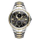 Seiko Gold Plated Case Seiko Solar Wristwatches