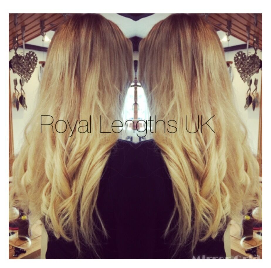 Mobile Professional Hair Extensions Fittings Maintenance