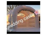 Wedding Bouncy Castle Rodeo Bull Princess Carriage Unicorns