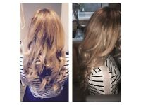 Mobile hairdresser/Extensionist
