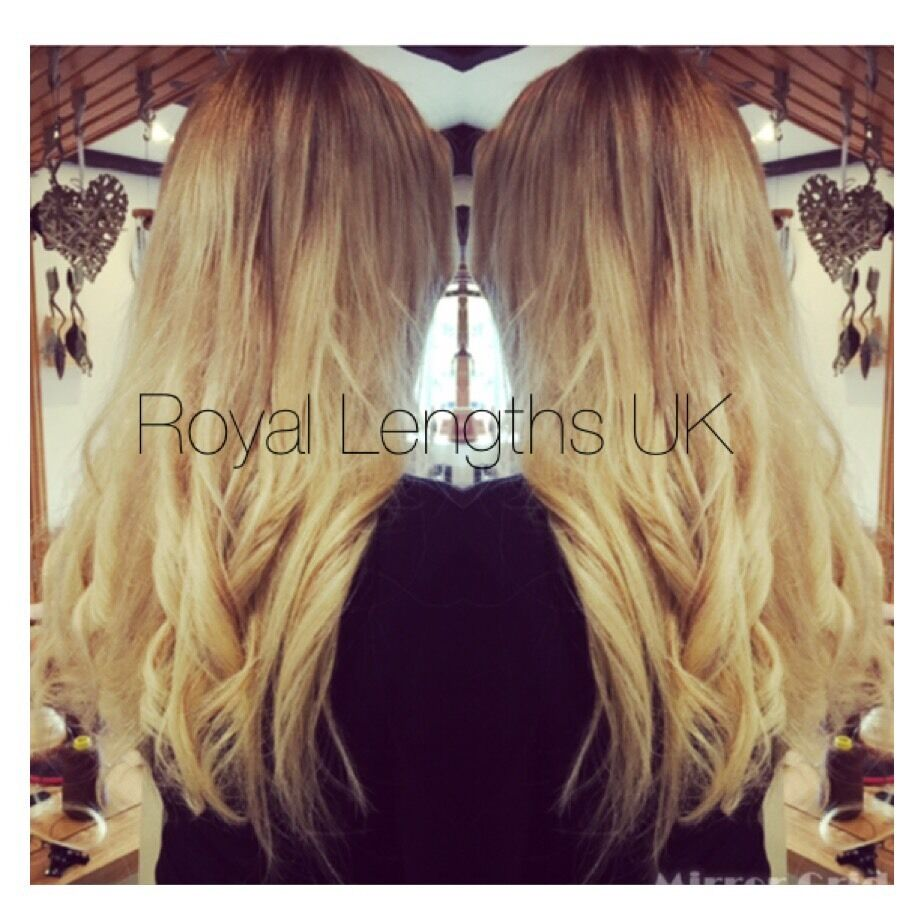 Bespoke Mobile Hair Extensions Services Fitting Maintenance