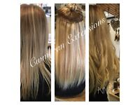 🌺 BESPOKE PROFESSIONAL HAIR EXTENSIONS FITTINGS, MAINTENANCE & REMOVAL SERVICES