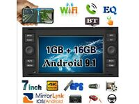 """7"""" Android Car Stereo GPS Navi Radio For FORD"""