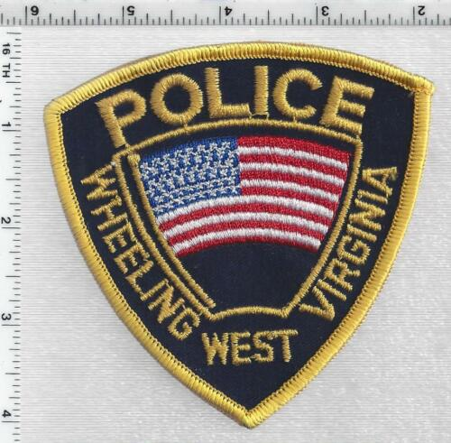 Wheeling Police (West Virginia) 1st Issue Shoulder Patch