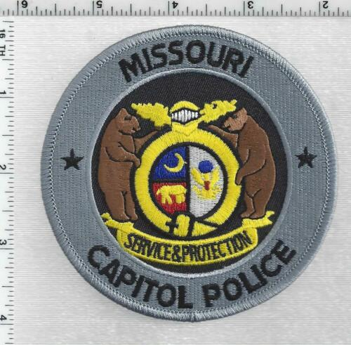 Capitol Police Police (Missouri) 1st Issue Shoulder Patch
