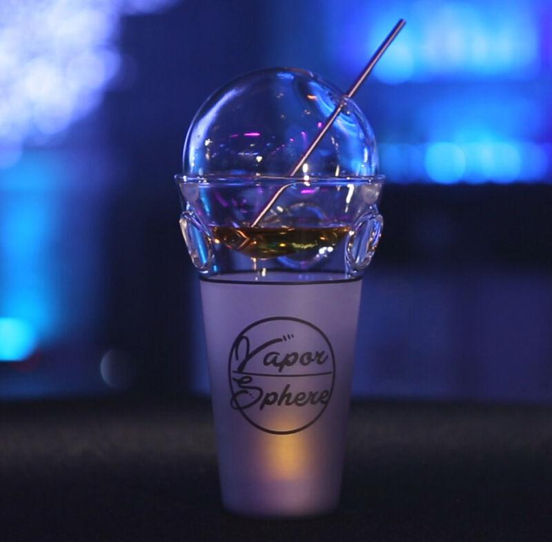 "The Vapor Sphere Regular Version ""The Worlds Best Personal Alcohol Vaporizer"""