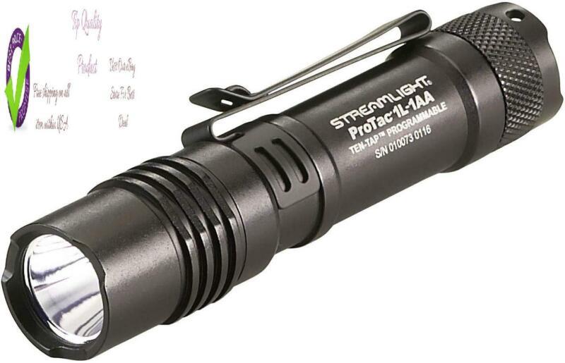 Streamlight 88061 Protac 1L-1Aa Dual Fuel Professional  Ligh
